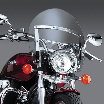 National Cycle Switchblade Shorty Windshield Kit