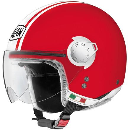 Corsa Red/White