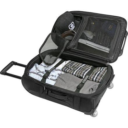 Ogio Onu 22 Carry On Bag Stealth Detail