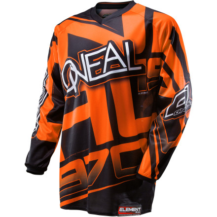 O'Neal 2014 Element Jersey