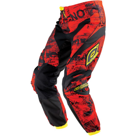 O'Neal 2013 Youth Element Pants - Toxic [obs]