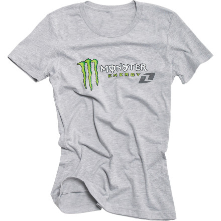 One Industries Women's Monster Confusion T-Shirt