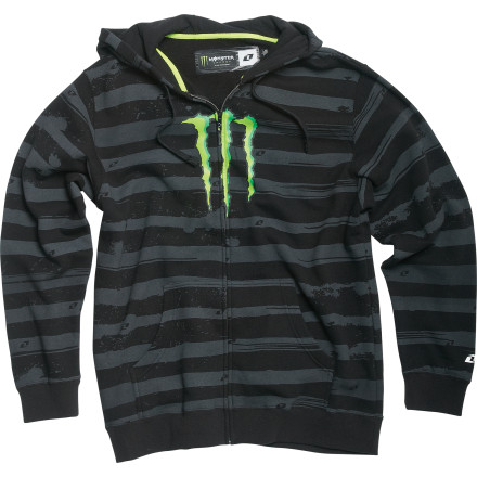 One Industries Monster Right Lane Hoody