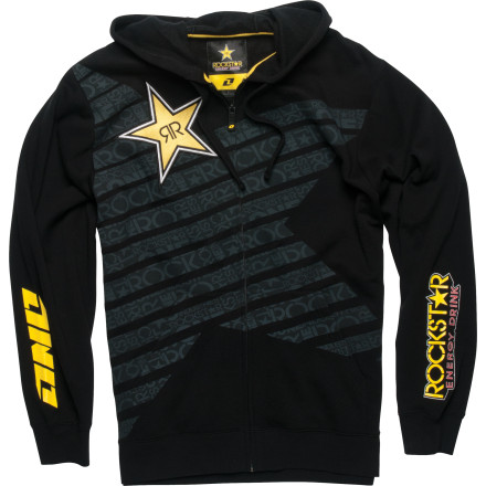 One Industries Rockstar Energy Warpspeed Hoody