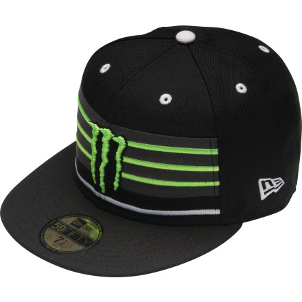 One Industries Monster Energy Touchdown Hat