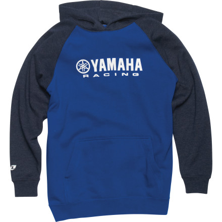 One Industries Youth Yamaha Ergo Pullover Hoody