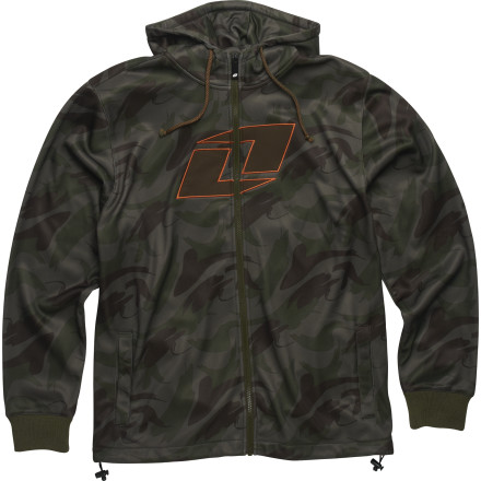 One Industries Soldier Zip Hoody