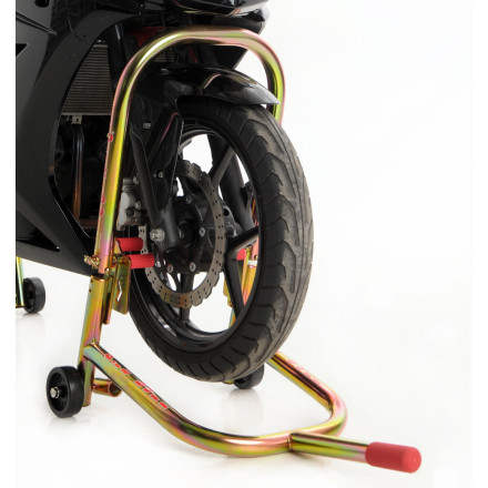 Pit Bull Hybrid Dual Lift Front Stand With Pin