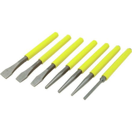 Performance Tool Chisel And Punch Set