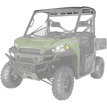 Polaris Genuine Accessories Lock & Ride Pro-Fit Canvas Roof