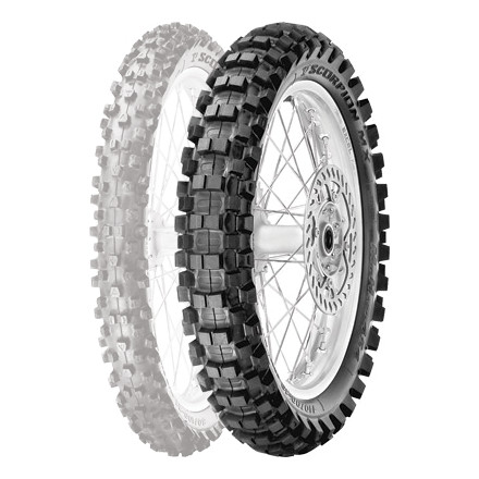 Pirelli Scorpion MX Mid Hard 454 Rear Tire [obs]
