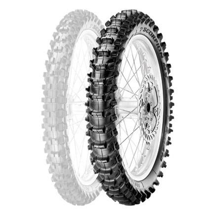 Pirelli Scorpion MX Soft 410 Rear Tire