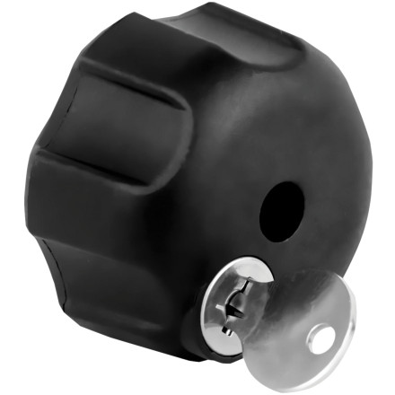 RAM Mounts Knob With Keyed Lock