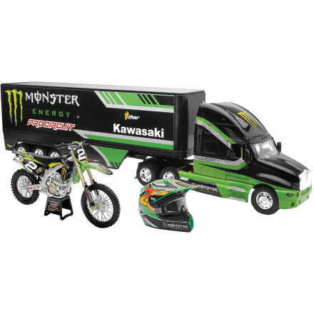New Ray Toys Ryan Villopoto Gift Set [obs]