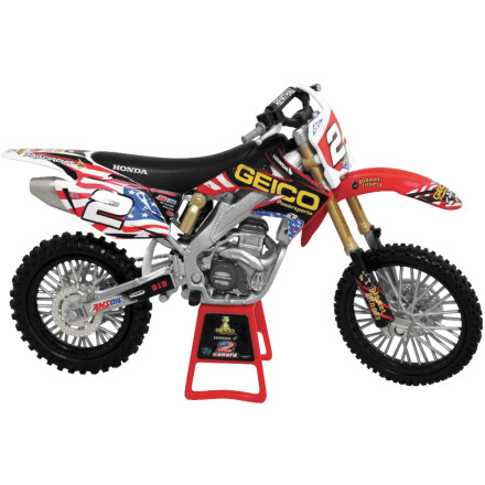 New Ray Toys 1:12 MX Of Nations Trey Canard #2