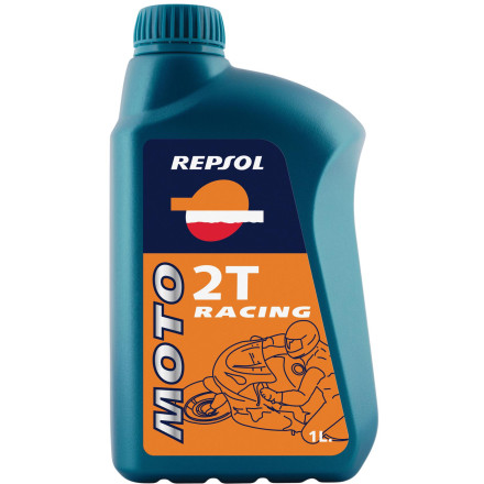 Repsol Moto 2T Racing Full Synthetic 2-Stroke Oil