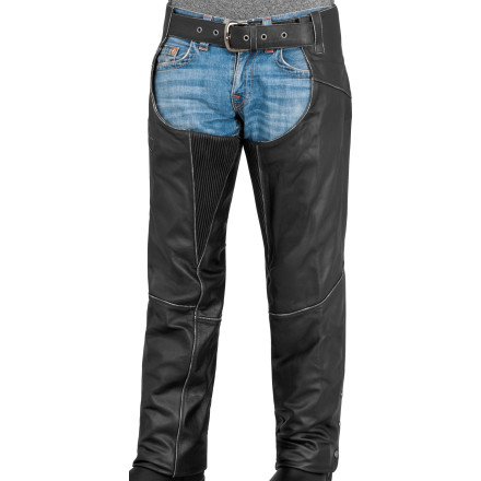 River Road Rambler Leather Chaps