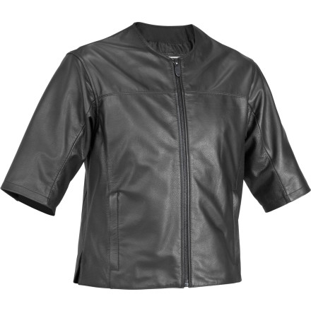 River Road Rebel Leather Shirt