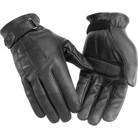 River Road Laredo Leather Gloves