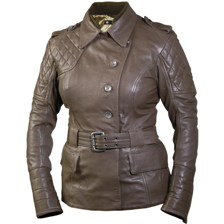 Roland Sands Design Women's Oxford Leather Jacket