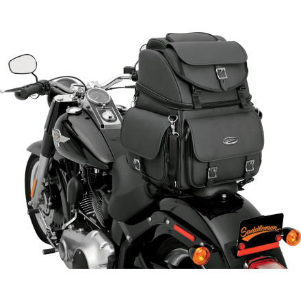 Saddlemen BR3400Ex Sissy Bar Bag
