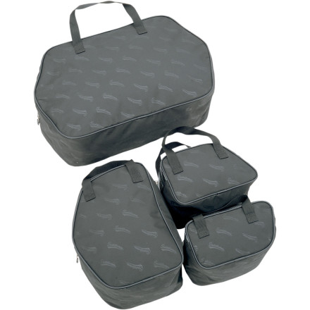 Saddlemen Saddlebag Packing Cube Liner Set