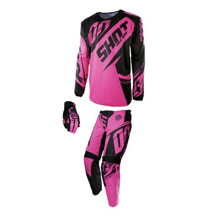 Shot Race Gear 2017 Youth Devo Combo - Fast