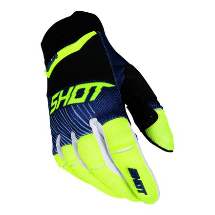 Shot Race Gear 2018 Aerolite Gloves - Optica
