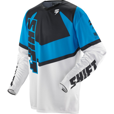 Shift 2013 Faction Jersey [obs]