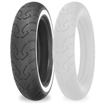 Shinko 250 Rear Tire - Whitewall