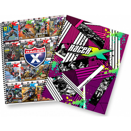 Smooth Industries RacerX Note Pads