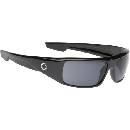 Black / Grey Polarized Lens