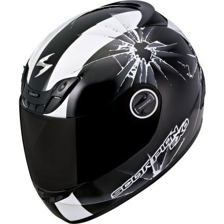 Scorpion EXO-400 Helmet - Impact [obs]
