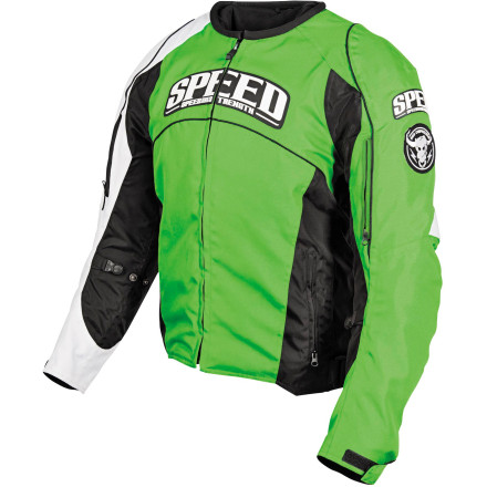 Speed & Strength Top Dead Center Jacket