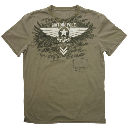 Speed & Strength My Weapon 2.0 T-Shirt [obs]