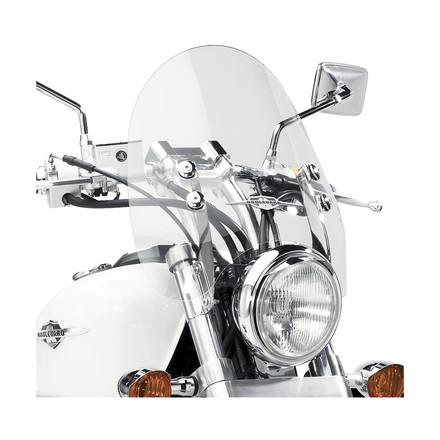 Suzuki Genuine Accessories Chrome Billet Windshield