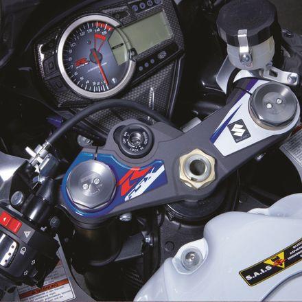 Suzuki Genuine Accessories Top Crown Trim