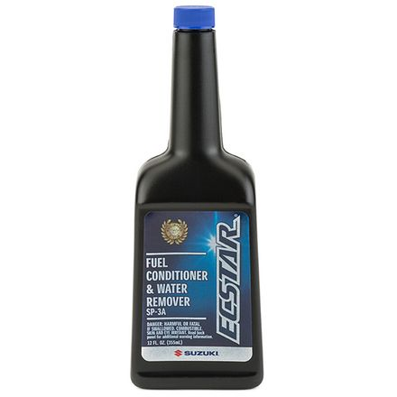 Suzuki ECSTAR Fuel Conditioner & Water Remover