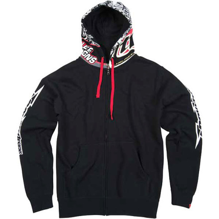 Troy Lee Designs Youth History Pop Fleece Hoody [obs]