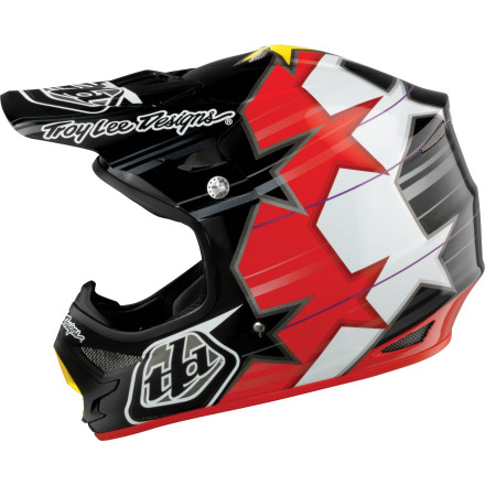 Troy Lee Designs 2011 Air Helmet - Superstar [obs]