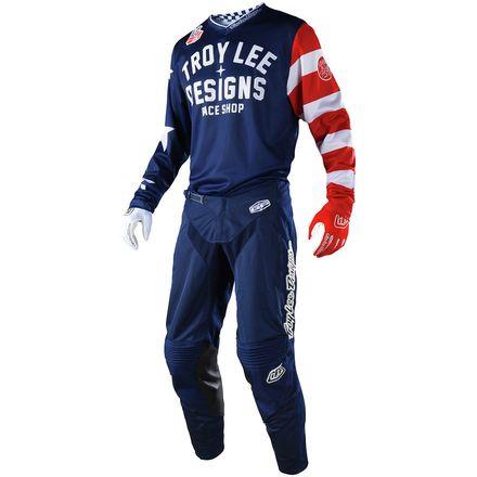 Troy Lee Designs 2018 Gp Air Combo Americana Motosport