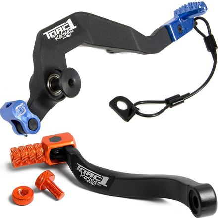 TORC1 Racing 5022-0204 Reaction Shifter Black//Red