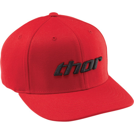 Thor Basic Flexfit Hat [obs]