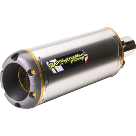 Two Brothers M-2 Full System Shorty Exhaust