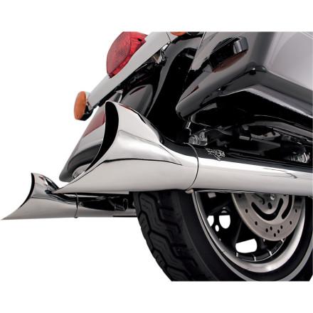 Vance & Hines Fishtail Slip-On Exhaust