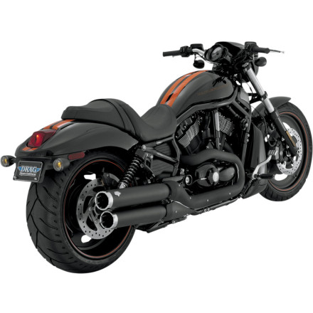 Vance & Hines Widow Slip-On Mufflers