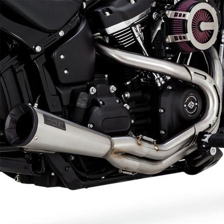 Vance & Hines Upsweep 2-Into-1 Exhaust | MotoSport