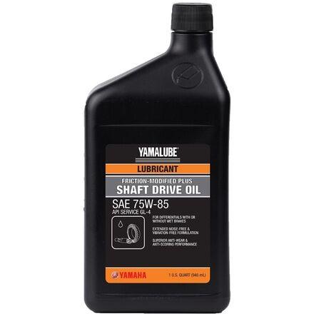 Yamalube Friction-Modified Shaft Drive Gear Oil