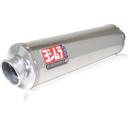 Yoshimura RS-3 Bolt-On Exhaust