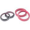 All Balls Fork Seal And Wiper Kit - 1990 Kawasaki Vulcan 88 - VN1500A Galfer Front Brake Line Kit